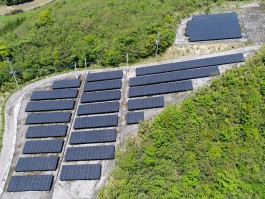 低圧太陽光発電所